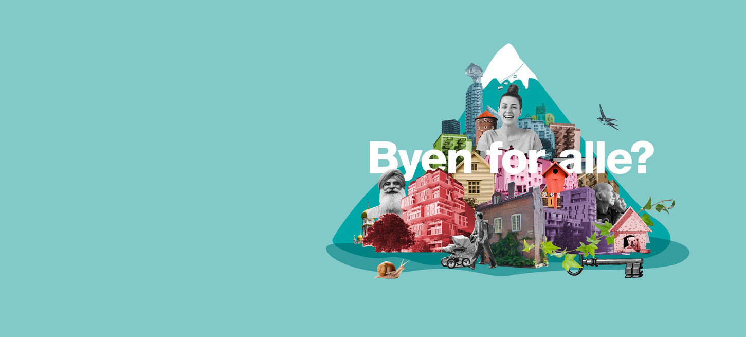 Drammens-<br/>konferansen 2020<br/>Byen for alle?